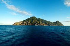 View of Saba coming taken from the Dawn II