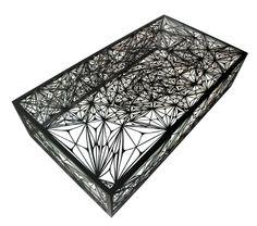 Arktura - Nebula 55 Coffee Table at 2Modern