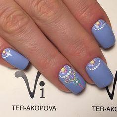 Instagram photo by violetta_ter - #ногти #нейлдизайн #нейларт #гельлак #гель #гелькраска #nails #nail  #nailart #naildesign #nanoprofessional #paintpoint #paintgel #gel #gelnails #gelpolish