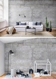 Wooden Concrete--#Genel