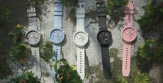 Swatch goes Bio: die BIG BOLD Bioceramic Swatch, Big, Leather, Color Of The Year, Nice Asses