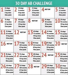 30 day ab challenge pic.twitter.com/1YSSUcRAOb