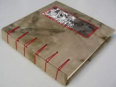 Mais da parceria com a Luciana Tiba!   Flickr - Photo Sharing! (criss-cross binding aka secret belgium binding)