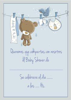 17 Mejores Imágenes De Baby Shower Invitaciones