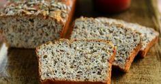 http://schneiderchen.de   © 2013   http://angiesrecipes.blogspot.com A healthy, hearty, nutty quick bread with high-protei...