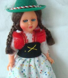 "Ethnic Doll 5"""