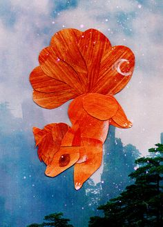 Vulpix-This is a lovely piece even if you know nothing of the source material.
