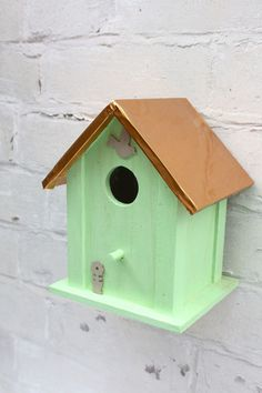 Summer crafts, Bird houses and The birds on Pinterest