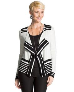 Striped Sam Cardigan