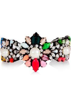 Shop now: Shourouk Bracelet
