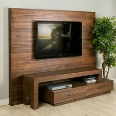 Mobexpert home, sweet home nuc Whisky Tv Wall Design, Design Case, House Design, Tv Wanddekor, Living Room Tv Unit Designs, Tv Wall Decor, Muebles Living, Tv Furniture, Interior Decorating