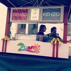 #JPLVMH #Kenzo #Vivienne Photo by felicieaussi