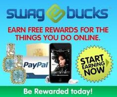 Earn free stuff like electronics and PayPal money with Swagbucks.