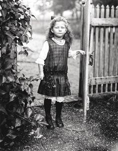 """August Sander, """"Tochter eines Landwirts"""" (1919)."""