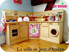 cuisiniere pour petit