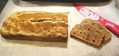 Vegan Low-fat and Gluten-free banana bread. Recipe on my blog! x