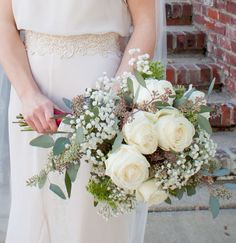 Post pictures of your bouquets, boutonnieres, and/or centerpieces! What kind of flowers did you go with? Cheap Wedding Bouquets, Wedding Flowers, Wedding Fun, Wedding Dresses, Whole Foods Grocery Store, Whole Food Recipes, Choices, Centerpieces, Wedding Planning