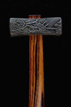 DRAGON TIGER HAMMER STEEL