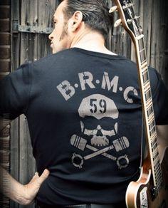 Rock N Roll Worker-Hemd Shirt Herren Greaser Biker Rockabilly HotRod Rocker Git