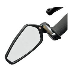 The CRG Arrow Bar End Mirror is the ideal application for modern performance sportbikes and naked sportbikes. Aerodynamic styling in billet aluminum construc. Cafe Racer Moto, Sportster Cafe Racer, Scrambler Motorcycle, Motorcycles, Bike Mirror, Motorcycle Equipment, Bike Storage, Sportbikes, Bike Parts