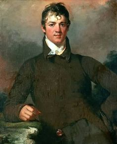 Portrait of John Myers 1814 by Thomas Sully (American 1783-1872)