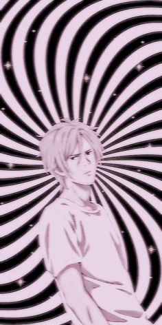 Soft Wallpaper, Awesome Anime, Pastel Goth, Kawaii Anime, Manga Anime, Phone, Painting, Purple And Blue, Manga Girl