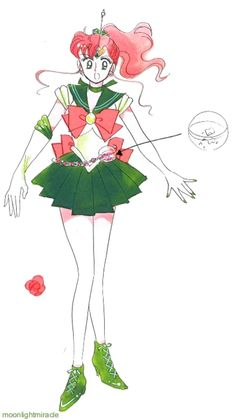 Sailor Jupiter from The Materials Collection