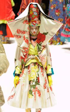 KENZO : PARIS SS 2011 | Trendland: Fashion Blog & Trend Magazine