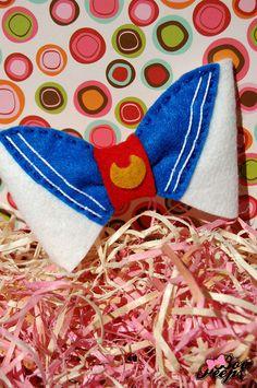 $5 Sailor Moon hair bow!