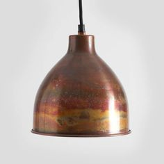 Lava Copper Pendant Lights by horsfall & wright, the perfect gift for Explore more unique gifts in our curated marketplace. Copper Ceiling, Copper Pendant Lights, Pendant Lighting, Ceiling Light Shades, Ceiling Rose, Ceiling Lights, Moroccan Pattern, Hanging Pendants, Antique Copper