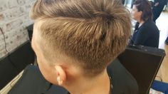 Kelly's Barbers Greyabbey. 0.5 freehand.