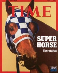 A 40th Anniversary Salute to Secretariat by @Helen Palmer Neubauer Mercantile