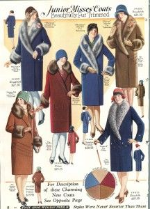 womens 1920s coats jackets