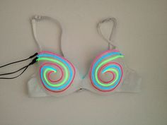 This is one of my favorite new bras from Neon Nancy@