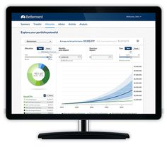 Betterment | Sophisticated Online Financial Advice and Investment Management