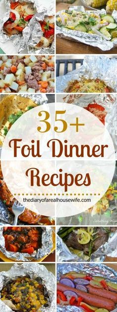 Foil Dinner Recipes