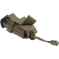 9mm Backward Flap Mag Pouch Magazintasche RAL7013 Tactical Gear, Pouch, Sachets, Porch, Belly Pouch