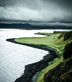 Scotland. Very stirring place and great fresh food.