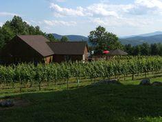 Fox Meadow Winery - Wineries - VirginiaWine.org