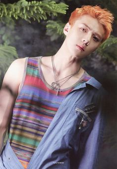 Sehun - 170720 'The War' album contents photo - [SCAN][HQ] Credit: Your Breeze.