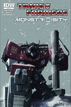 Transformers: Monstrosity #5