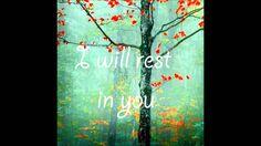 Mindy Gledhill - I Will Rest In You Lyrics (+playlist)