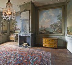 #30/101: een bezoek brengen aan Museum Van Loon in Amsterdam, ooit (eind 17e eeuw) het woonhuis van schilder Ferdinand Bol.