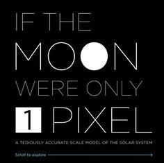 Si la luna estuviera hecha de un solo píxel: | 35 sitios web sorprendentemente útiles que no sabías que necesitabas