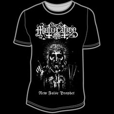 MUTIILATION new false prophet, T-SHIRT for sale on osmoseproductions.com