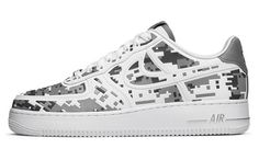 Nike Air Force 1 High Frequency Digital Camouflage