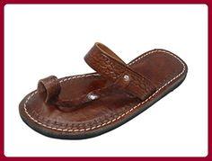 Orientalische Leder Schuhe - Gr. 39 [Textilien] - Sandalen für frauen (*Partner-Link)
