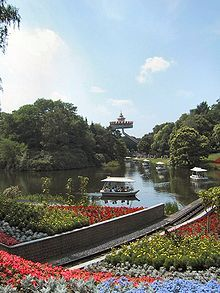 Efteling Theme park in the Netherlands! Definitely going here!