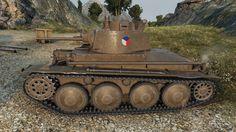 World of Tanks LT vz  38   4K video   7 kills   1.233 DMG - Mines