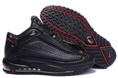 differently 3ec12 6e14f Nike Air Griffey Max GD II Mens Black Red Nike Shoes, Sneakers Nike, Nike